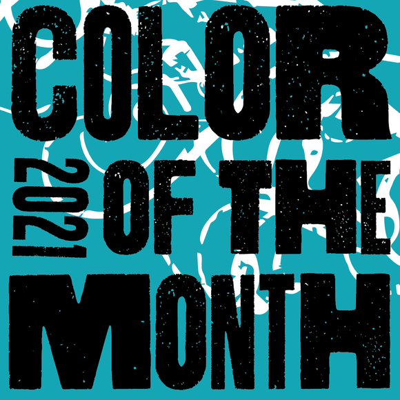MollyGirl's Color Of The Month 2021 Club (Monthly Installments)