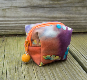 Bitty Box Bag - Batik