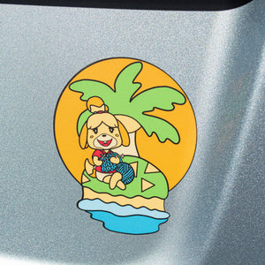 MG's New Horizons Super Sticker