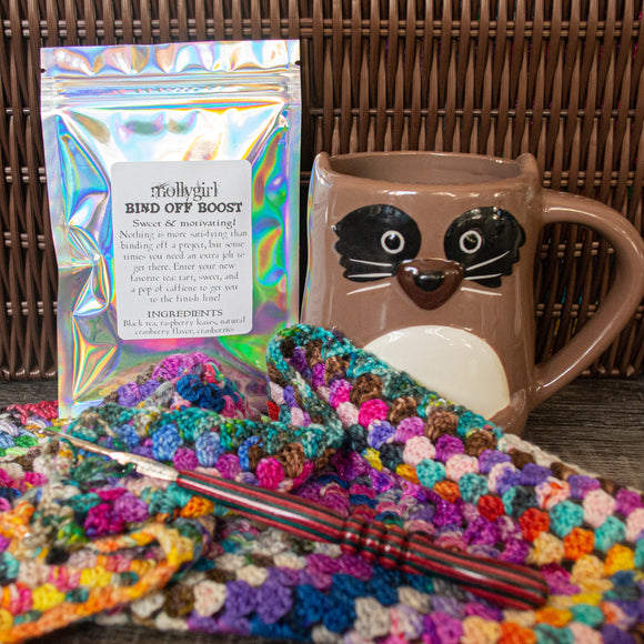 Bind Off Boost Tea