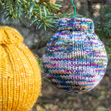 Ornament Sweater Kit - A Mini Kit from Lucky Fox Knits