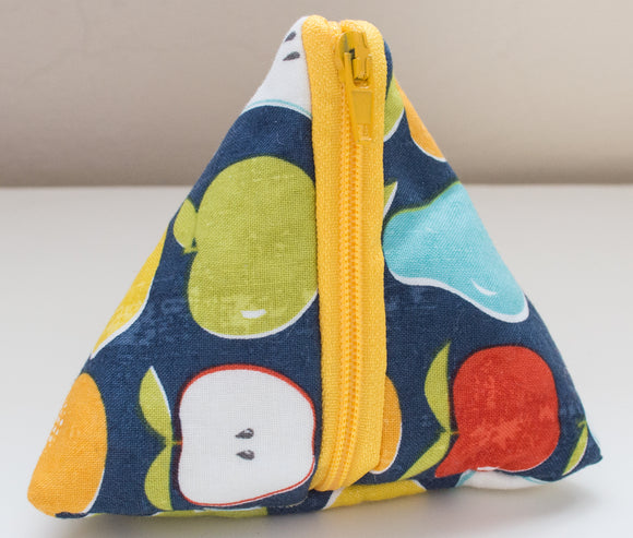 Petite Pyramid Bag - Fruit Bowl