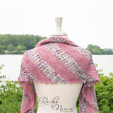 Written In The Stars Shawl - A Pattern From Rachy Newin Designs
