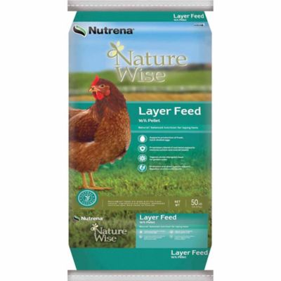 NW Layer Pellet 40#