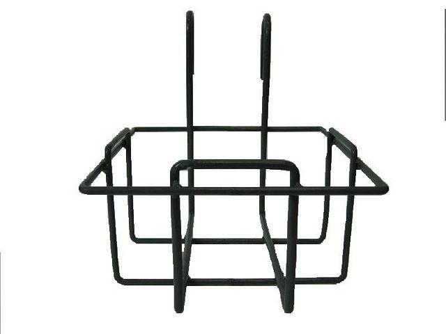 SALT BLOCK HOLDER 50# WIRE BLK