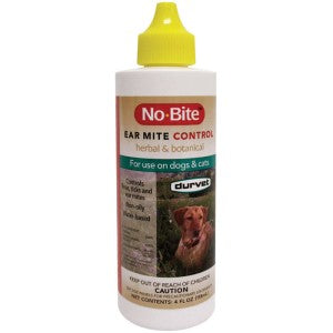 No-Bite Ear Mite Control