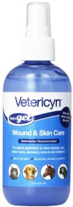 HYDROGEL SPRAY 8oz 1042 VETERICYN