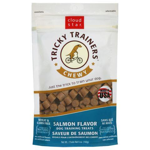 Tricky Trainers Chewy Treats (Salmon)
