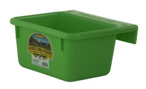 FEEDER MINI LIME GREEN 6QT