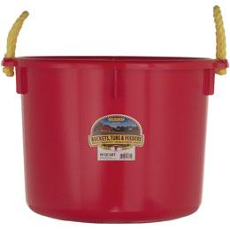 40 Qt Muck Tub (Red)
