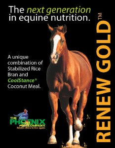 RENEW GOLD EQ FEED 30#