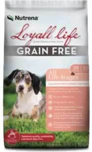 Loyall Salmon Grain Free (136120-30)