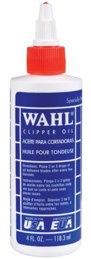4OZ WAHL BLADE OIL