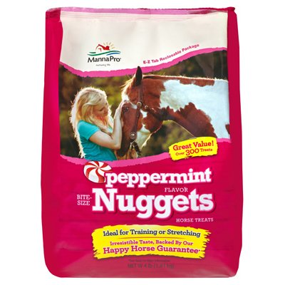 4LB PEPPERMINT NUGGETS
