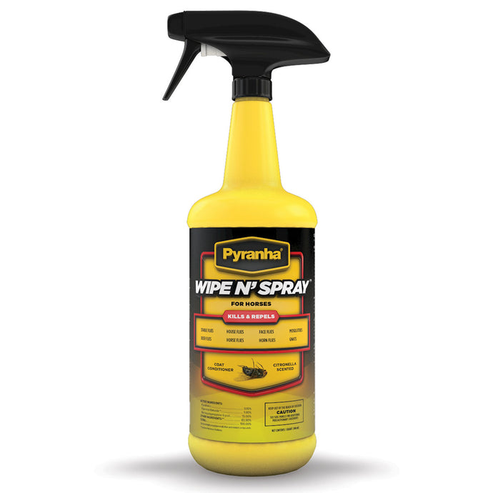 Pyranha Wipe N' Spray