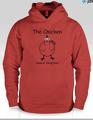 Viking Feed Chicken Hoodie
