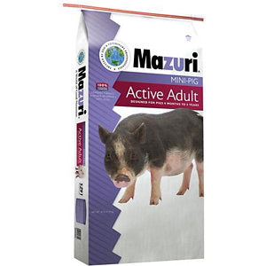 Mazuri Mini Pig Adult