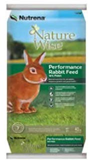 NatureWise 18% Rabbit 40LB