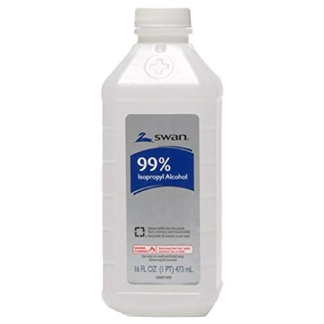 99% Isopropyl Alcohol 16oz