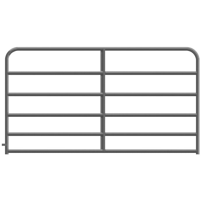 4' Galvanized Utility Gate