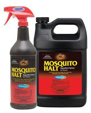 1qt Mosquito Halt Fly Spray