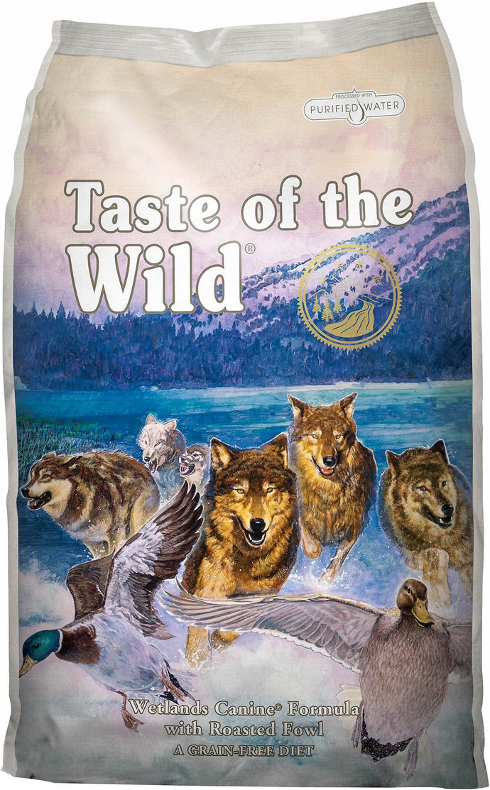 Taste of the Wild Fowl 30#