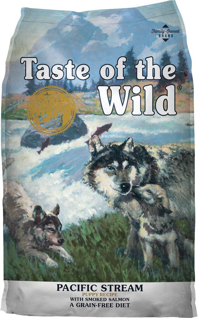 Taste of the Wild Salmon Puppy 30#