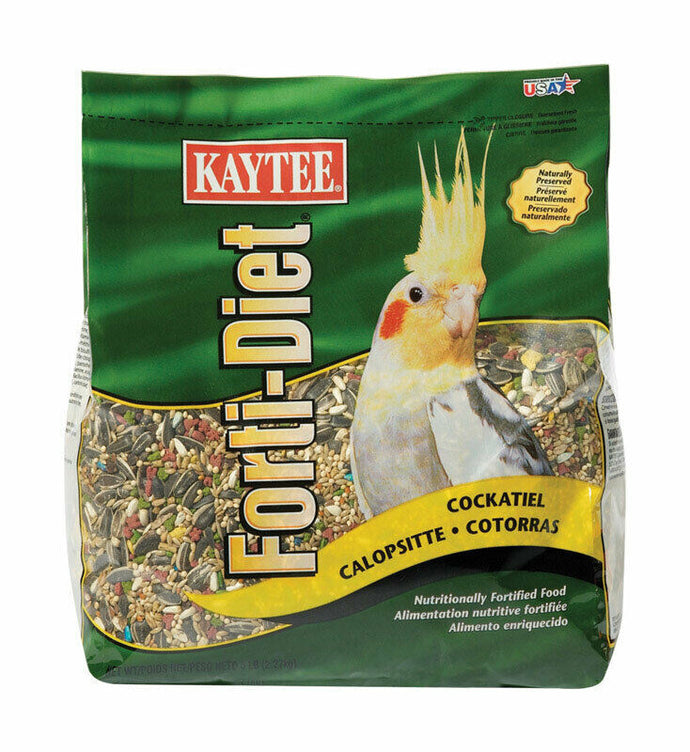 Forti-Diet Cockatiel