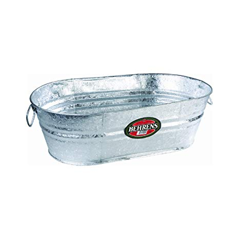10.5 Gal Oval Wash Tub
