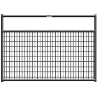 4' Galvanized Mesh Gate