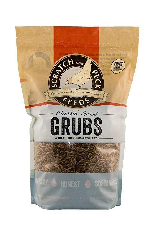 Scratch & Peck Grubs 1.5lb