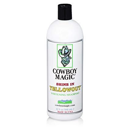 Cowboy Magic Yellowout Shampoo 16oz