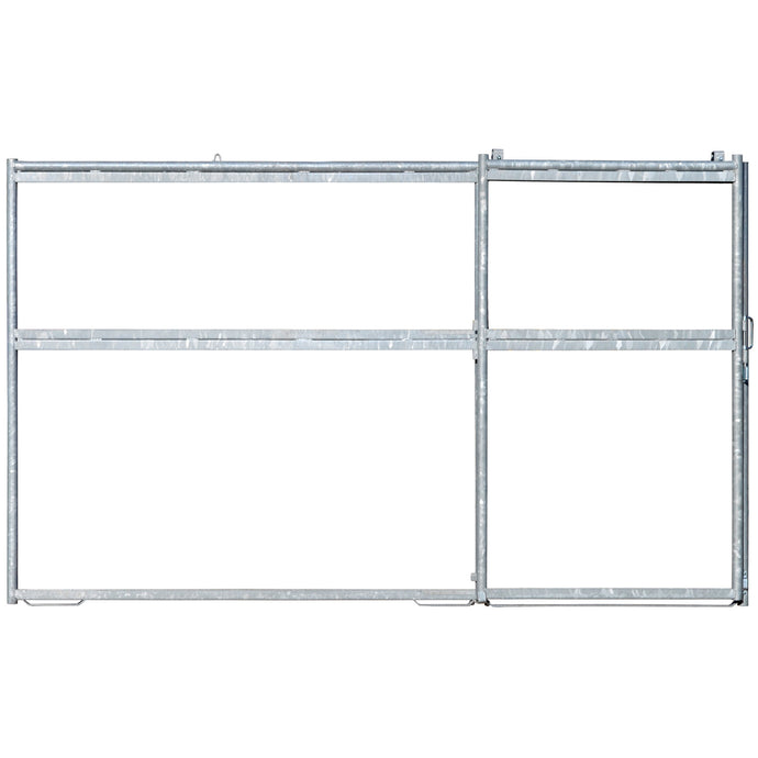 12' Solid Front Panel with doo