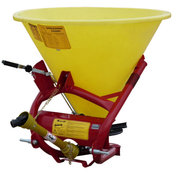 Poly Spreader 500LB