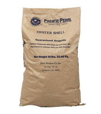 Oyster Shell Layer