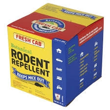4pk Fresh Cab Rodent Repellent