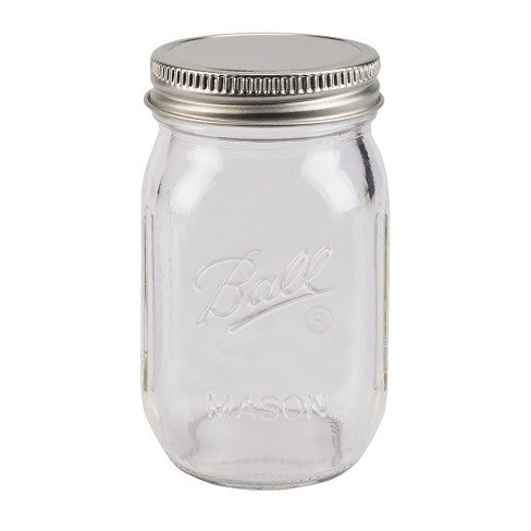 4PK Mini Ball Jars