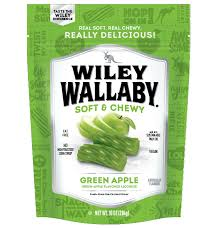Wiley Wallaby (Green Apple)