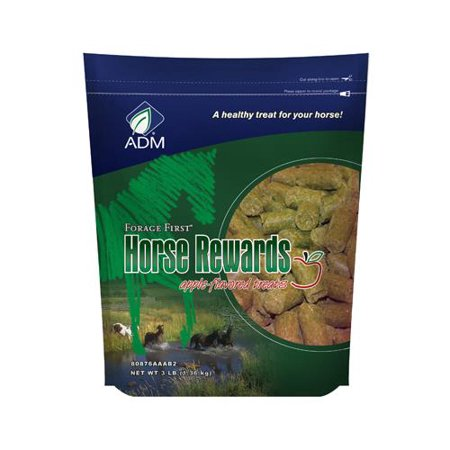3LB APPLE HORSE TREAT