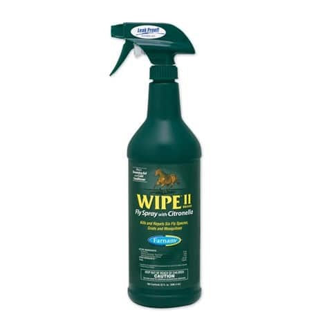 Wipe II Fly Spray 32oz