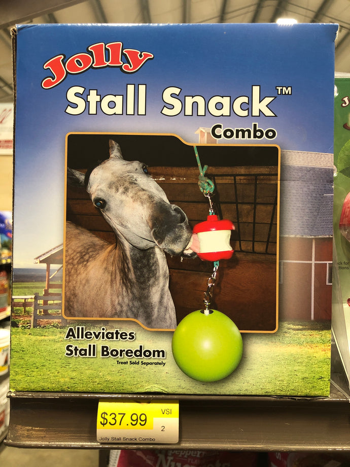 Jolly Stall Snack Combo Toy
