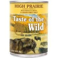 Taste of the Wild Bison (Canned)