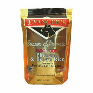 Evangers Pheasant & Brown Rice 33#