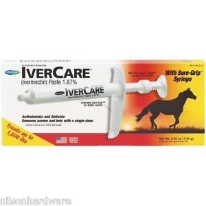 Ivercare Dewormer