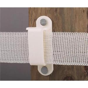 "DARE 1"" White Wood Post Insulator (Tape)"