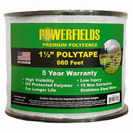 "1.5"" Poly Tape 660ft"