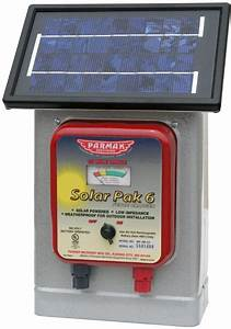 Solar Pak 6 Charger