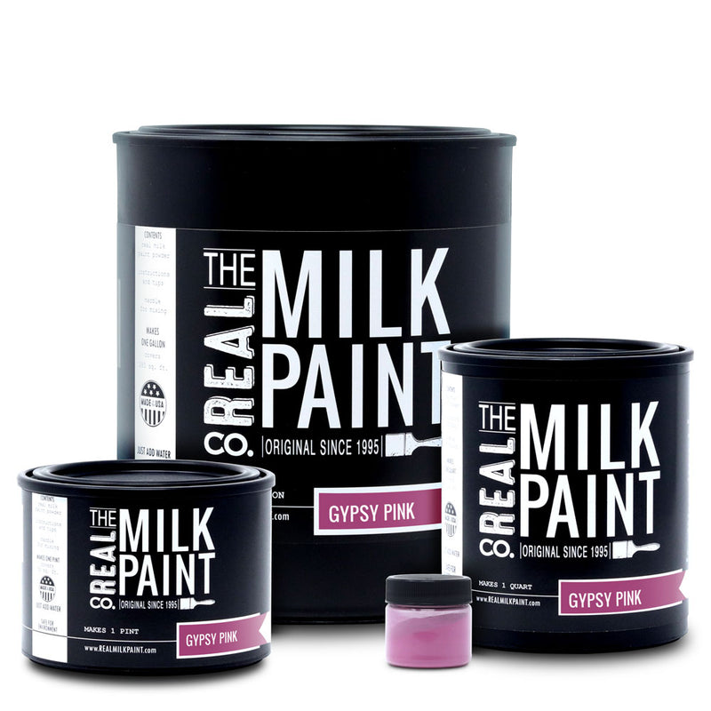 Real Milk Paint - Gypsy Pink