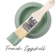 Fusion Mineral Paint - French Eggshell 1.25oz.