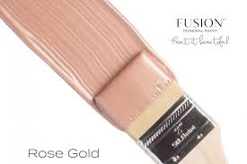 Fusion Mineral Paint - Metallics Rose Gold 1.25oz.